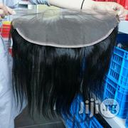 Full Frontal Human Hair Closure (Ear To Ear ) | Hair Beauty for sale in Lagos State, Lagos Mainland