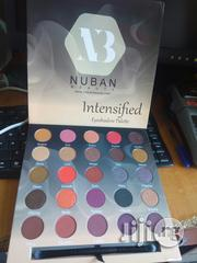Nuban Beauty Intensified Eyeshadow 30 Colours | Makeup for sale in Lagos State, Amuwo-Odofin